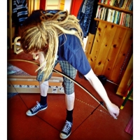 june20jon-stringing-his-bow